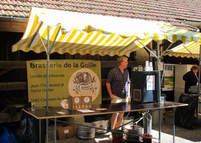 Brasseur de la Goille à Corcelles-le-Jorat